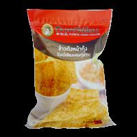 Rice Crust With Shrimp Powder Puengngeechiang