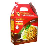 Instant Noodle With Prepared Sauce Puengngeechiang